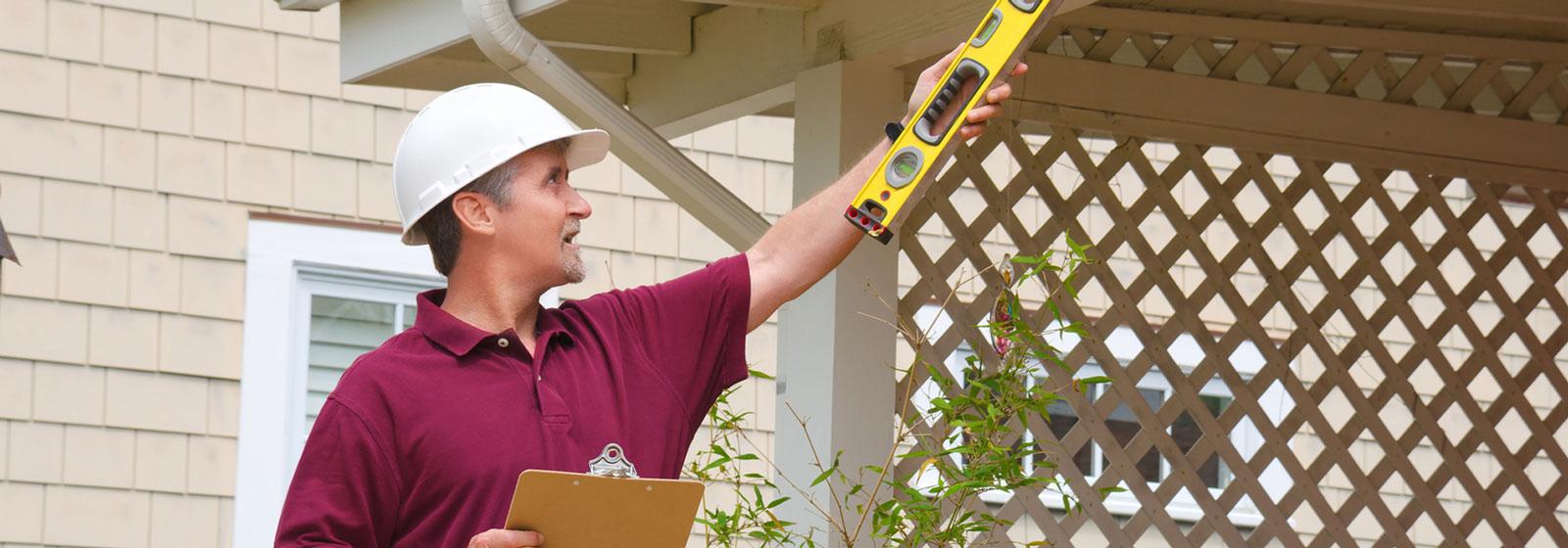 residential home inspector level